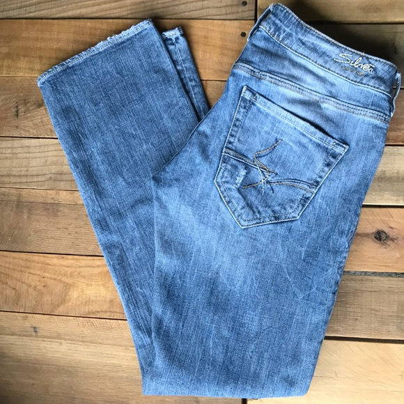 Silver Jeans Denim - Silver Jeans Sam Fit